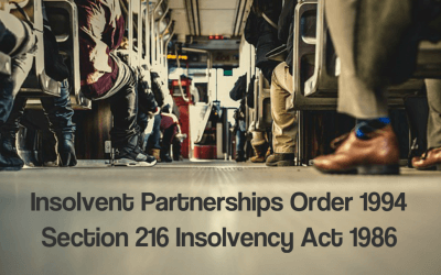 Whether partners of an insolvent partnership may reuse its trading name
